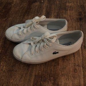 Lacoste tennis shoes